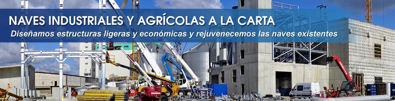 Construcción de naves industriales en Barcelona