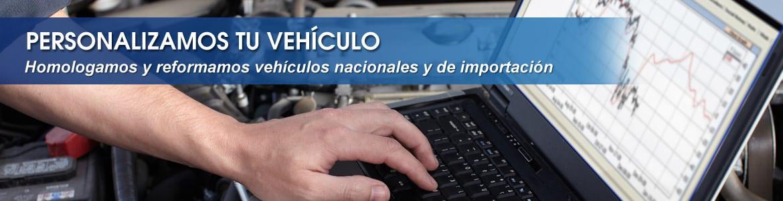 Homologación de vehículos en Barcelona