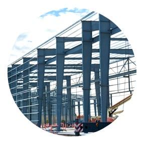Ingenieros y constructores de naves industriales en Barcelona