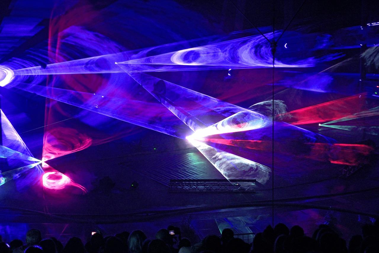 disco, luces, discoteca