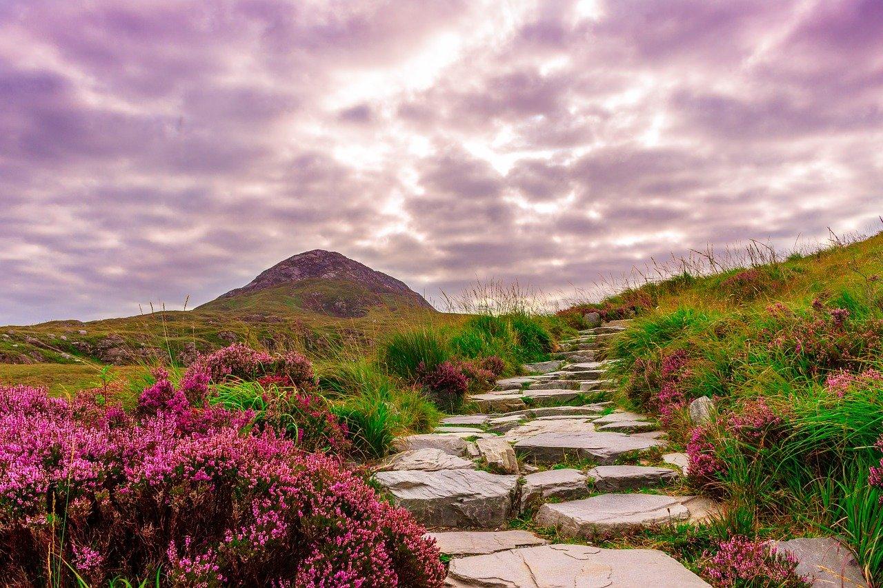 irlanda, parque nacional, connemara
