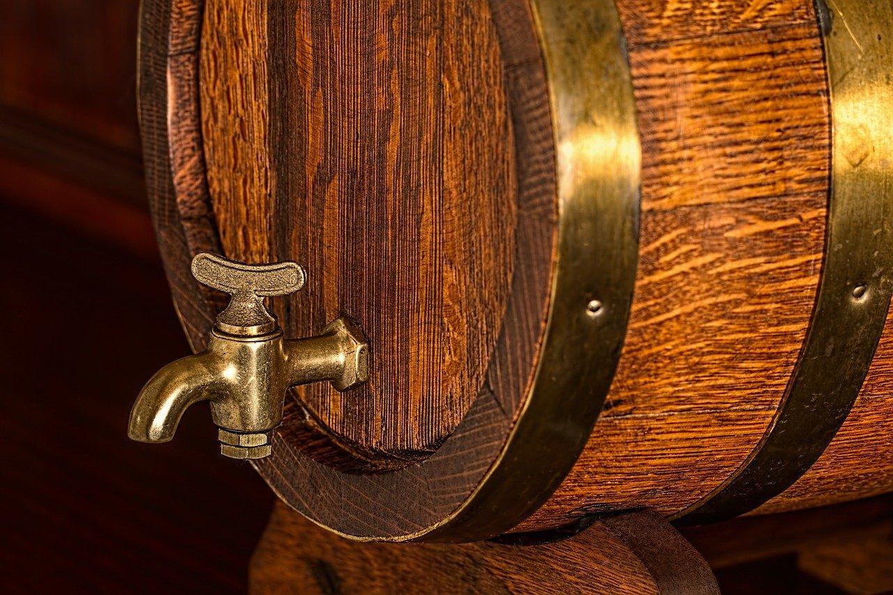 barril de cerveza, barrilete, barril