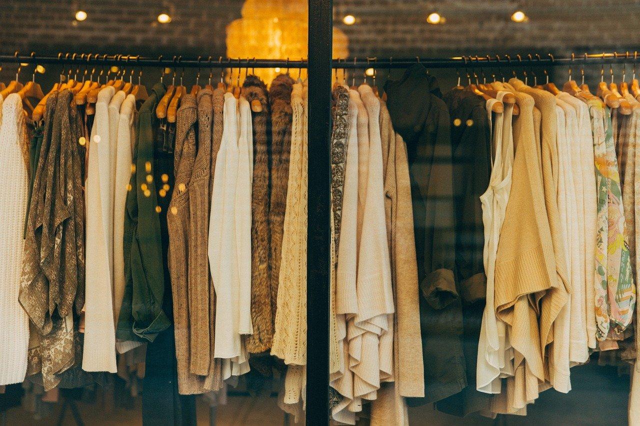 moda, ropa, tienda