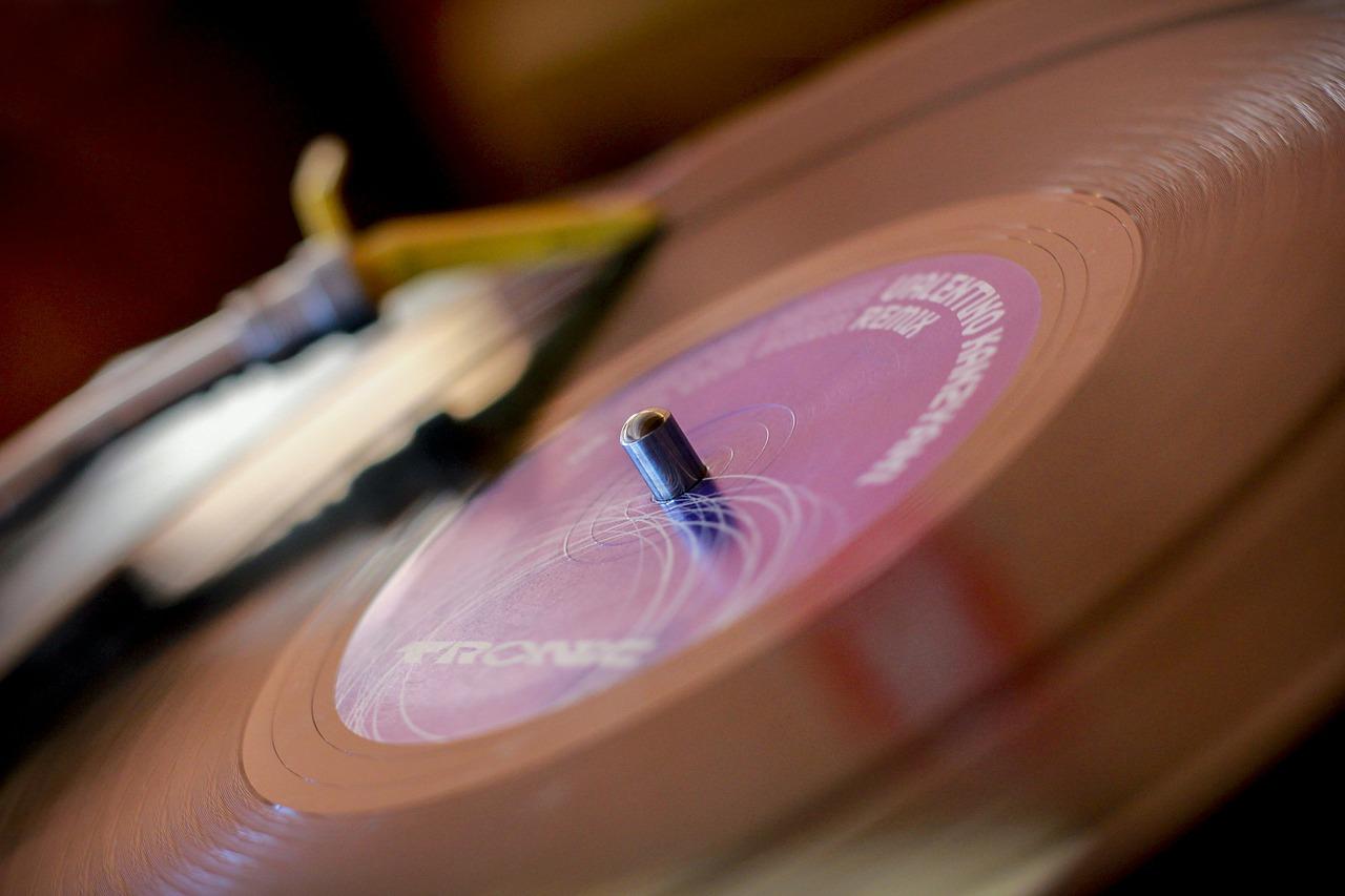 discoteca, vinilo, musica