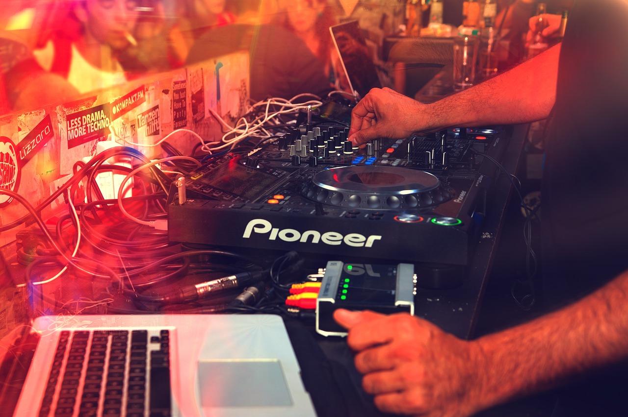 club, escena del club, disco