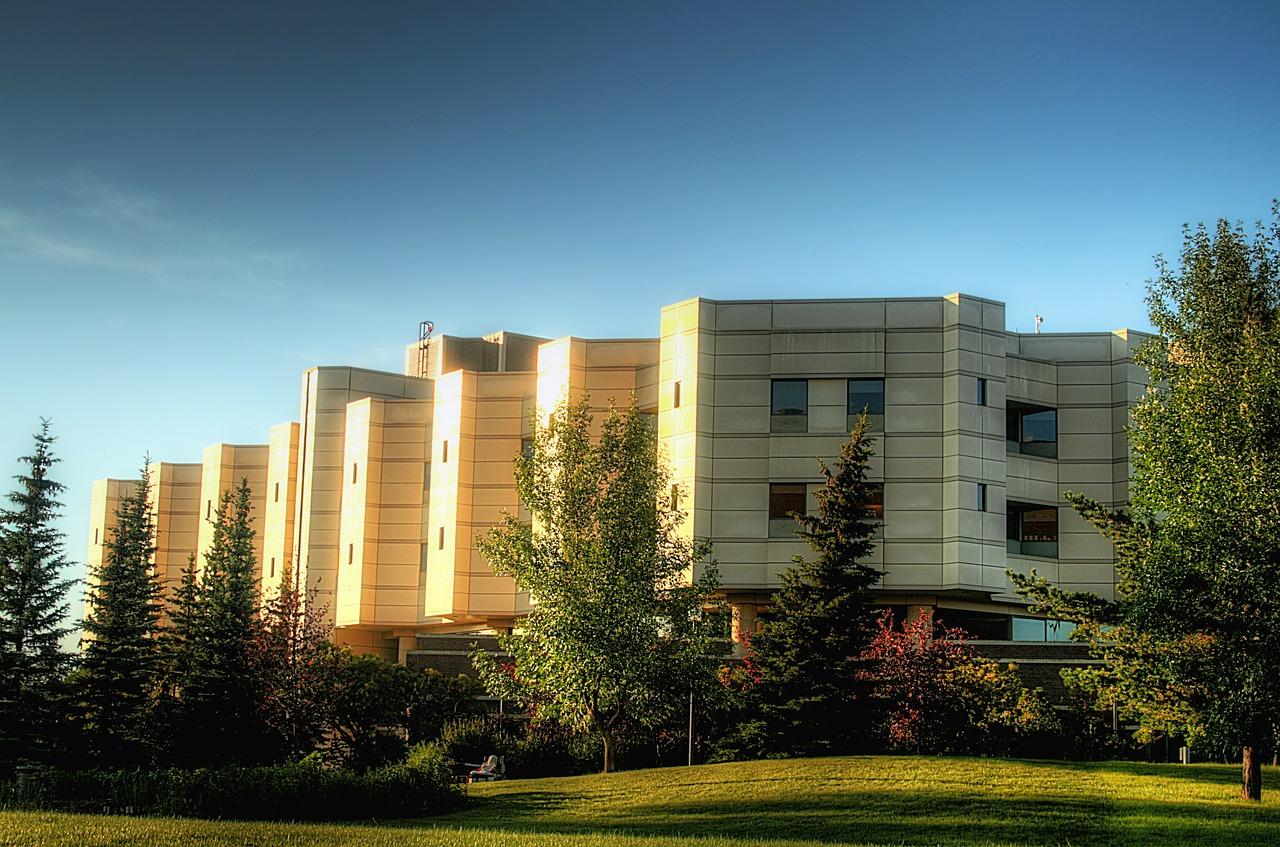 hospital, edmonton, canadá