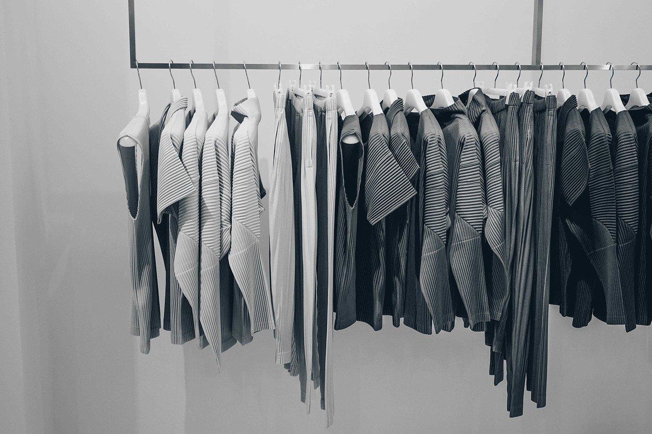 blusa, ropa, vestir
