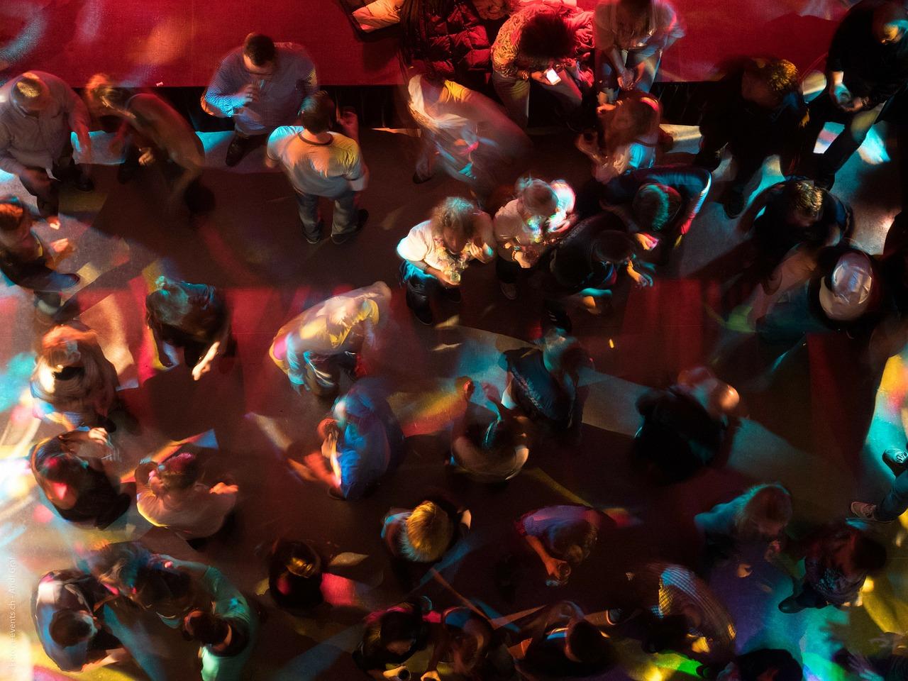 disco, discoteca, danza