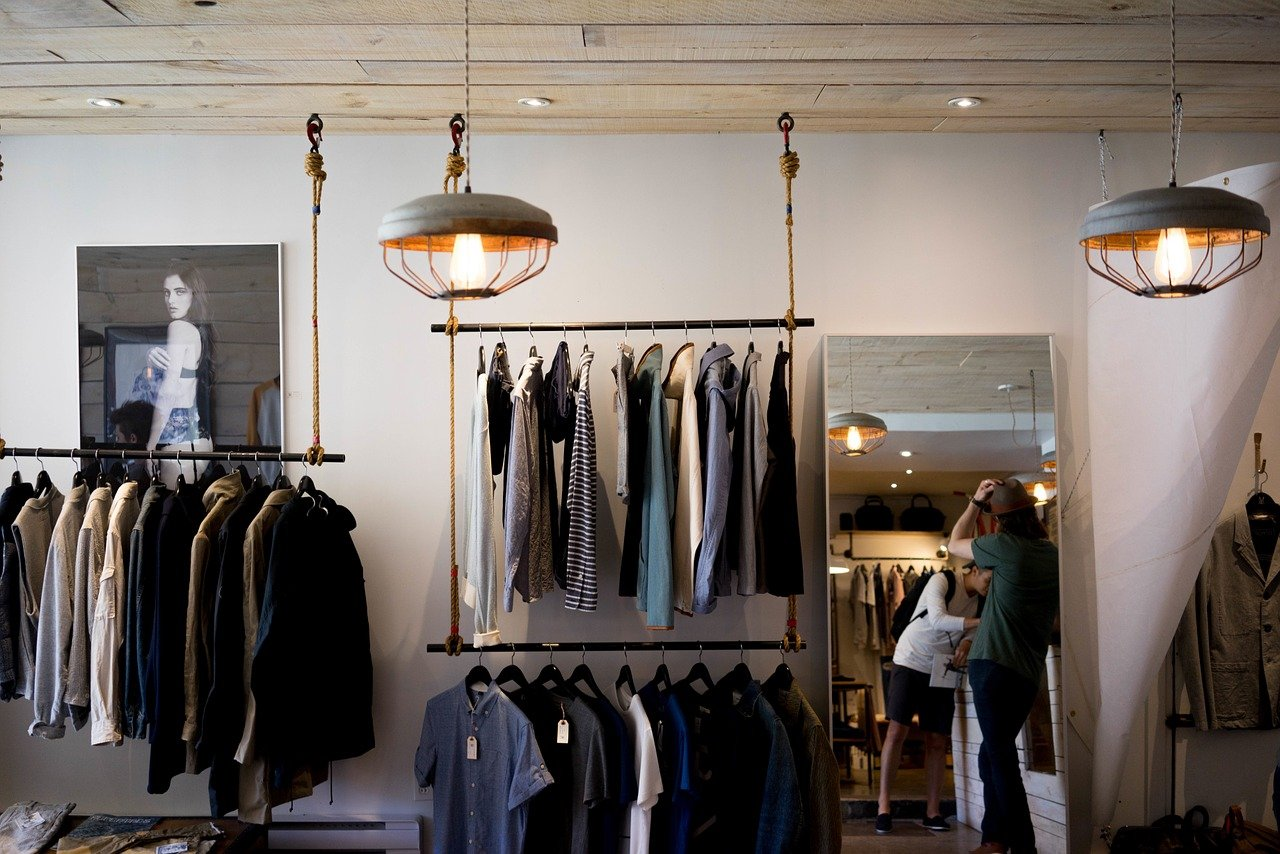 tienda de ropa, tienda, boutique