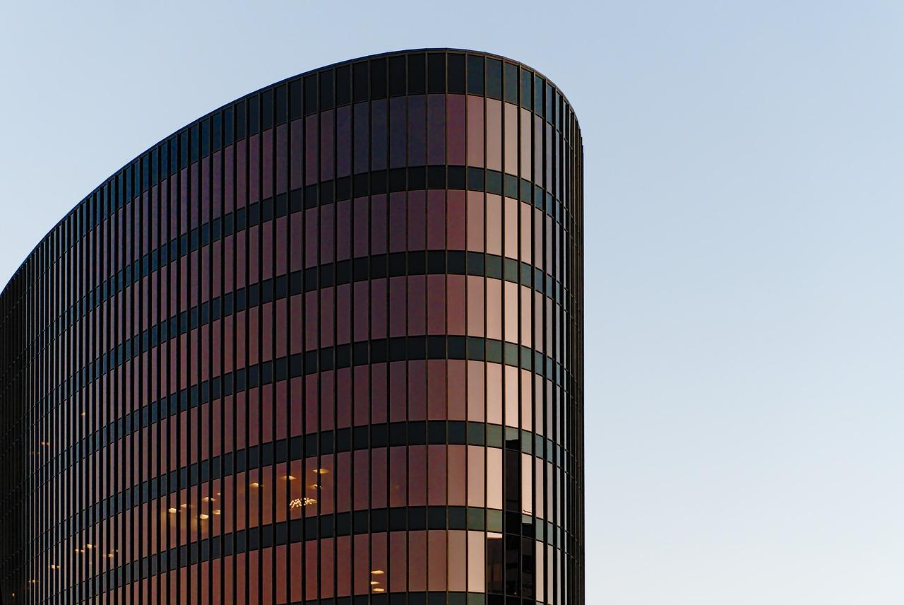 edificio, arquitectura, edificio moderno