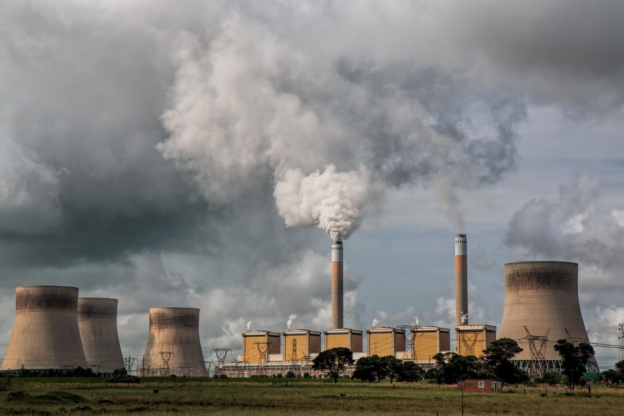 central eléctrica, energía, electricidad