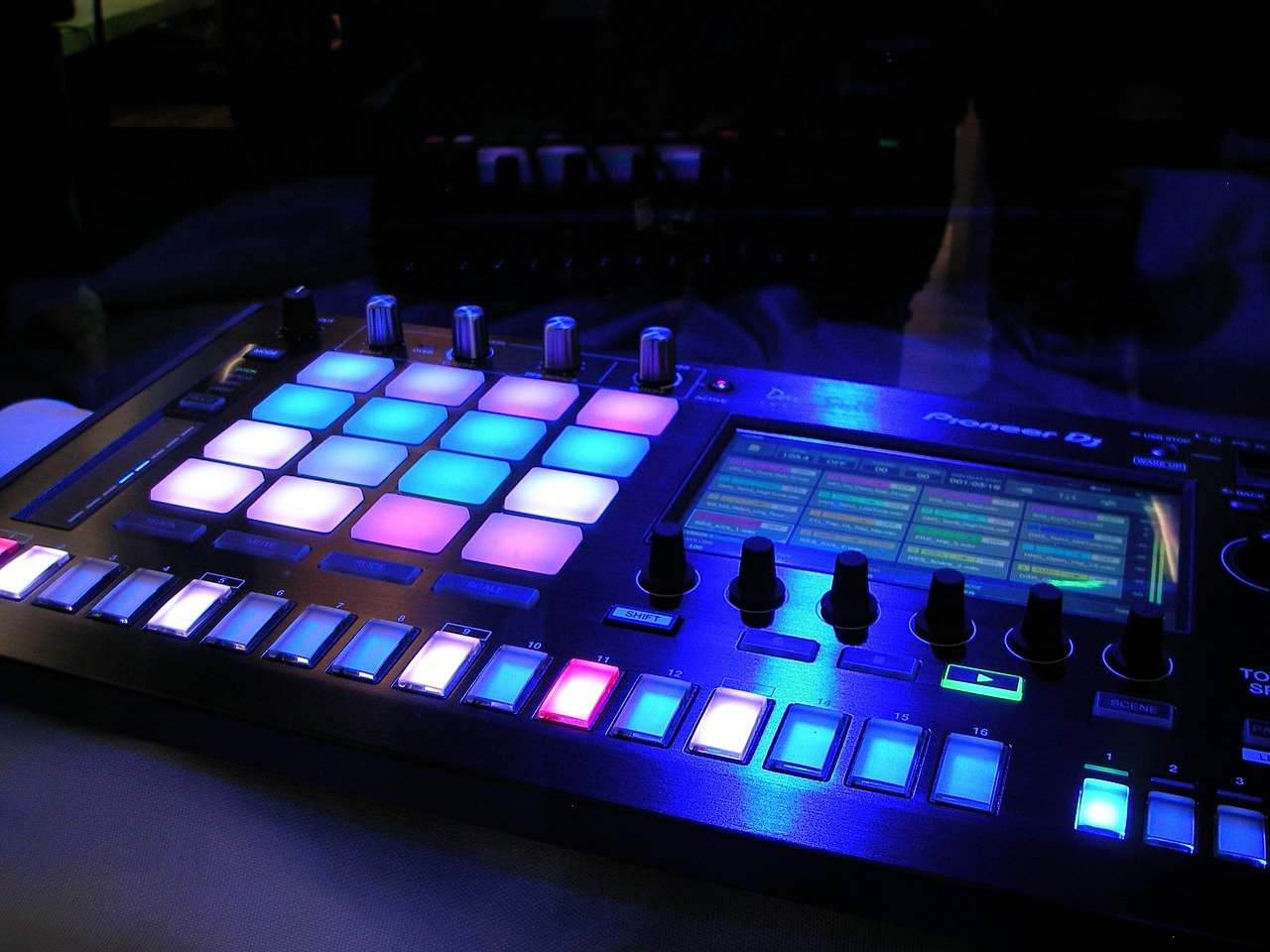 dj, música, disco