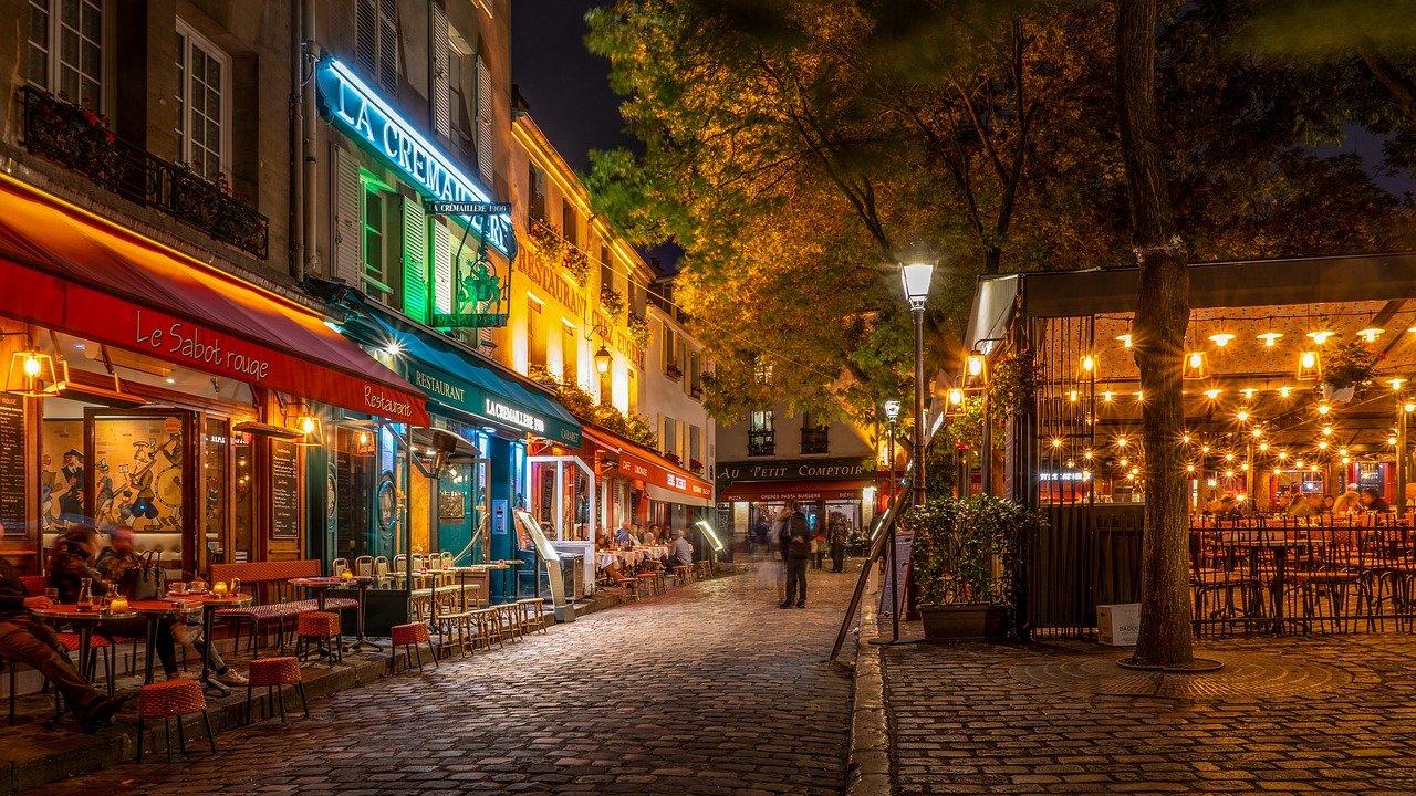 parís, restaurantes, café