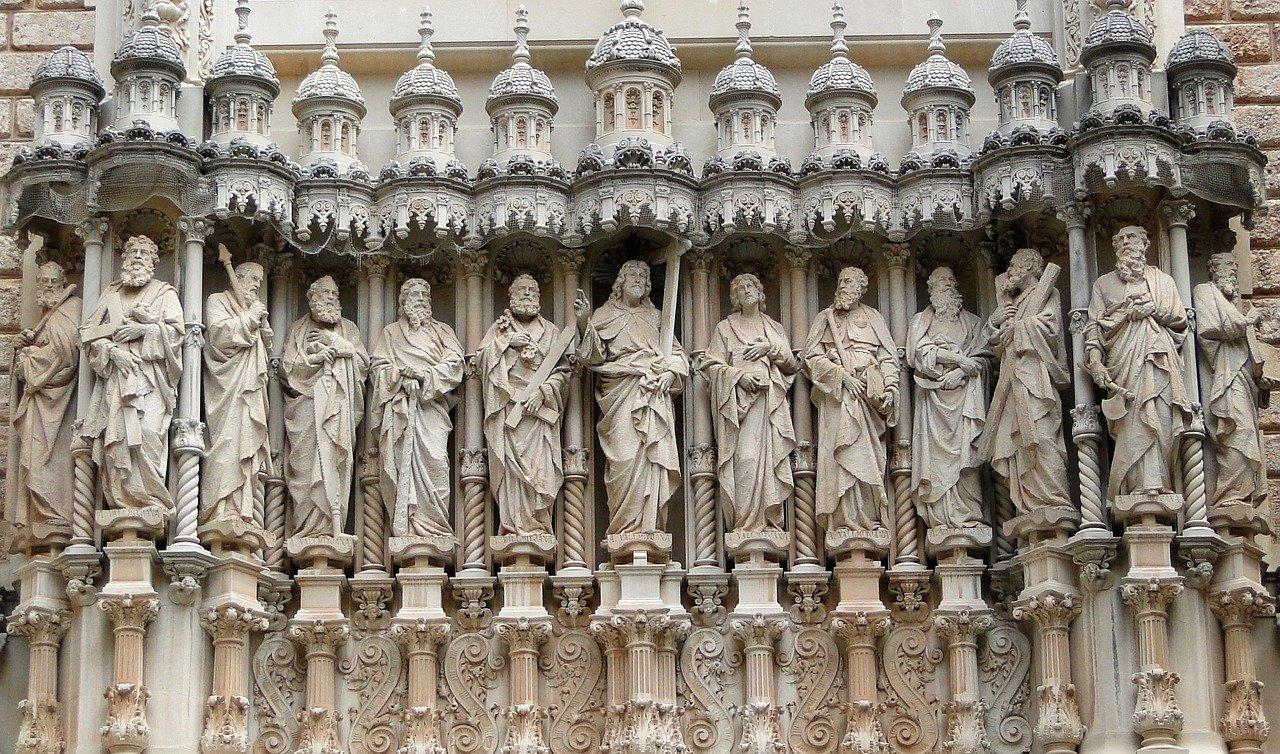 apóstoles, iglesia, cristiandad